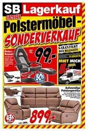GROSSER GROSSER - SB Lagerkauf