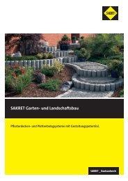 SAKRET Garten- und Landschaftsbau - sakretgmbh.de