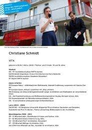 Christiane Schmidt - IBA Hamburg