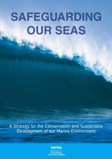 Safeguarding our Seas - IKZM-D Lernen
