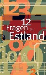 12 Fragen [für jung und alt] zu Estland - IKZM-D Lernen