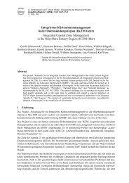 Artikel zum IKZM-Oder-Projekt - Hintergrund - Küsten Union ...