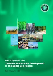 Towards Sustainable Development in the Baltic ... - IKZM-D Lernen