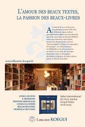 Catalogue - SLAM