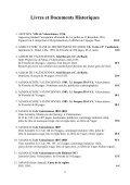 LIBRAIRIE ANCIENNE DU MARAIS HISTOIRE LOCALE n°6 ... - SLAM - Page 3