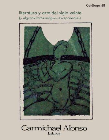 literatura y arte del siglo veinte - Uniliber