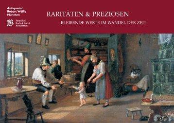 Katalog Angewandte Kunst - Antiquariat Robert Wölfle