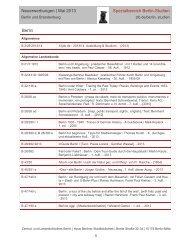 Neuerwerbungen Mai 2013, Bücher, diverse - Zentral- und ...