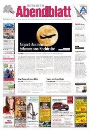 airport-anrainer träumenvonnachtruhe - Berliner Abendblatt