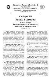 Trees & Shrubs.pdf - Woodburn Books