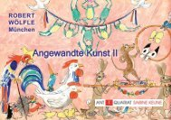 Katalog Angewandte Kunst II - Antiquariat Robert Wölfle