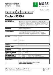 Duplex 4553 Duplex 4553SM
