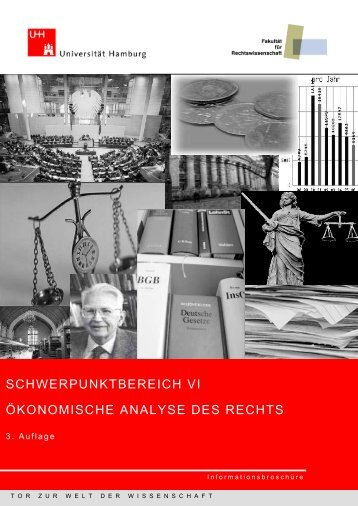 Ökonomische Analyse des Rechts - Institut für Recht und Ökonomik