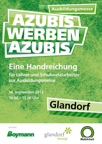 Glandorf - ILEK im südlichen Osnabrücker Land