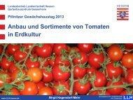 Anbau und Sortimente von Tomaten in Erdkultur [Download,*.pdf, 4 ...
