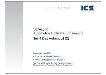 Das Automobil Teil 2.pdf - Technische Universität Dresden