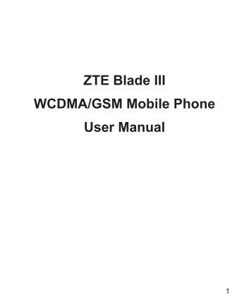 Xiaomi phones zte blade d user manual next issue