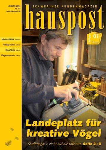Als PDF herunterladen - Hauspost