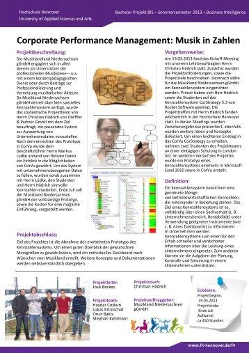 PDF mit allen Postern - Fakultät IV - Hochschule Hannover