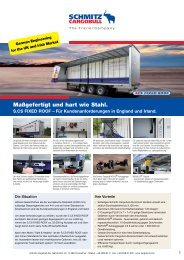 s.cs fixed roof - Schmitz Cargobull AG