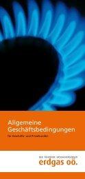 AGB - Erdgas OÖ - OÖ Gas-Wärme GmbH