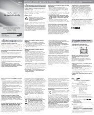 Samsung S3050_UM_RO.indb - Orange