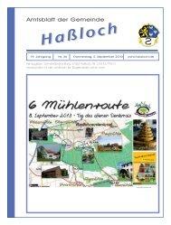 Nr. 36 - Gemeinde Haßloch