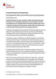 Die Förde Sparkasse eröffnet neues Immobilien-Zentrum in der ...