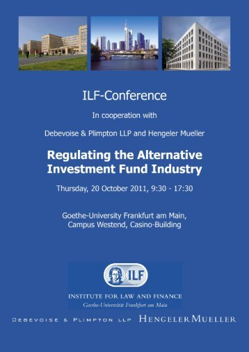 Untitled - Institute For Law And Finance