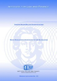 ILF_WP_131.pdf - Institute For Law And Finance
