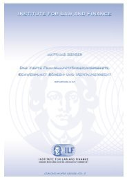 ILF_WP_005.pdf - Institute For Law And Finance