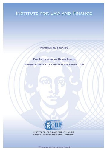 ILF_WP_009.pdf - Institute For Law And Finance