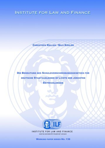 ILF_WP_138.pdf - Institute For Law And Finance