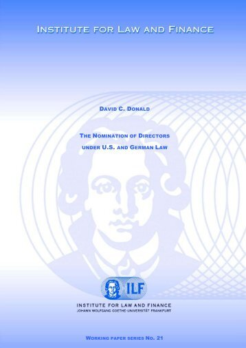 ILF_WP_021.pdf - Institute For Law And Finance