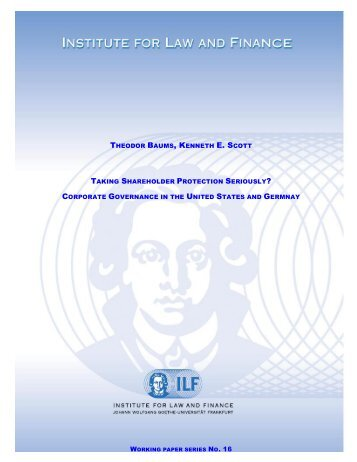 ILF_WP_016.pdf - Institute For Law And Finance