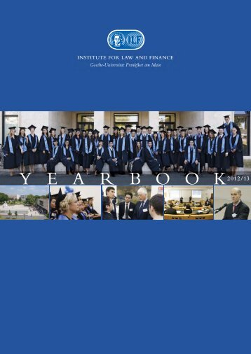 ILF-171_Yearbook RZ 08.indd - Institute For Law And Finance