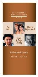 Gerit & anja Kling Harry Wijnvoord Pat Fritz - Best Western