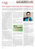 CHOR LIVE 03_2013-2.indd - ChorVerband NRW eV - Seite 4