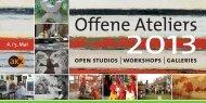 Offene Ateliers - Landkreis Havelland