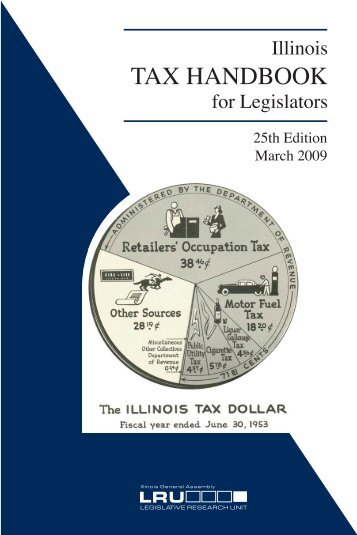 TAX HANDBOOK - Illinois General Assembly