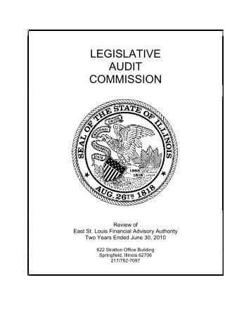 Legislator's Guide to Local Governments in Illinois