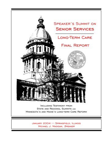Long-Term Care - Illinois General Assembly