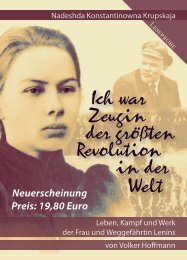 Ich war Zeugin der größten Revolution in der Welt - People to People