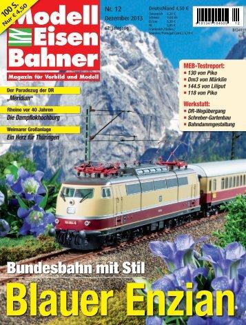 Modell Eisen Bahner - Verlagsgruppe Bahn