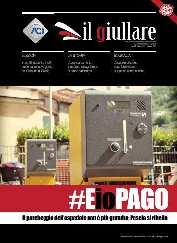 Anno 3 – Numero 29 – Maggio 2012 - Il Giullare