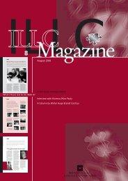 ILLC Magazine 8; August 2006 - The Institute for Logic, Language ...