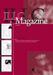 ILLC Magazine nr.2* - The Institute for Logic, Language and ...