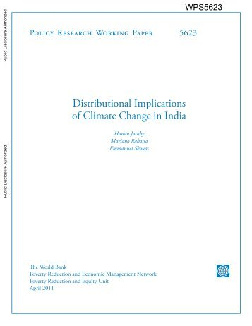distributional implications of climate change in india.pdf