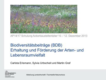 "Info_AP14_17: ""Biodiversitätsbeiträge"" (PDF, 16 Seiten, 672 kB)"