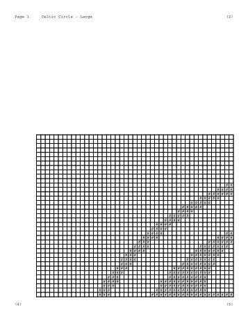 Page 1 Celtic Circle - Large (2) (4) (5) - Illuminated Spaces
